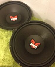 "Old  Pair Rockford Fosgate Audio15"" Punch Power RFR-1415 Subwoofers Sub Bass 🔉2"