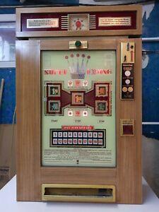 Rotomat Spielautomat SUPER KRONE Rarität 60er Jahre DM Gerät