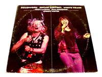 1972 Edgar Winter White Trash Roadwork LP Vinyl Record Album KEG 31249