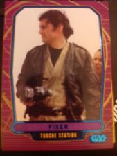 Star Wars 2012 Galactic Files 1 #223 Fixer Blue Parallel #d 021/350