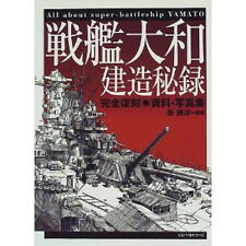 war ww2 Confidential Photos of Battle Ship YAMATO construction Japan pacific