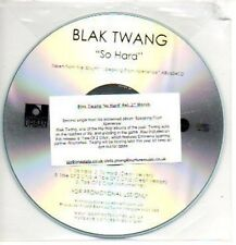 (930H) Blak Twang, So Hard - DJ CD