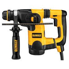 "DEWALT 1"" Heavy Duty SDS Rotary Hammer DRILL Kit D25323K New"