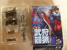 Sea King sword Ankariusu MONSTER HUNTER Hunting Weapons Collection Vol.2