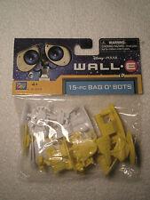 Disney Pixar WALL-E Wall E 15pieces Bag o' Bots Figures Cupcake or Cake Toppers