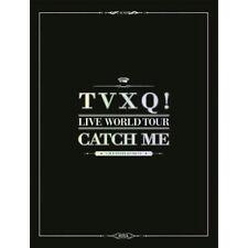 Tohoshinki - TVXQ! LIVE World Tour: Catch Me Photobook (TVXQ01PB)