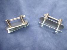 Lifton type Brackets for USA Brand Guitar/Instrument Case Handles-LAST ONES LEFT