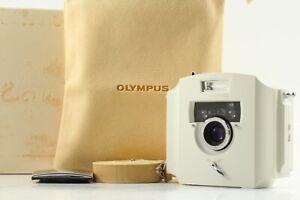 """""""UNUSED in BOX"""" OLYMPUS Ecru 20000 Limited Edition Model Film Camera JAPAN #1240"""