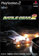 Used PS2 Battle Gear 2 TAITO SONY PLAYSTATION 2 JAPAN