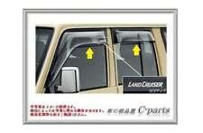 TOYOTA genuine LAND CRUISER 70 GRJ79K GRJ76K Side visor RV Wide 08611-60210