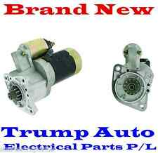 Starter Motor for  Ford Courier including 4WD eng G6 G6E G6C Petrol 2.6L 87-07