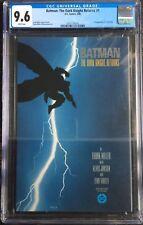 Batman The Dark Knight Returns #1 CGC 9.6 1st Print 1st App of Carrie Kelly