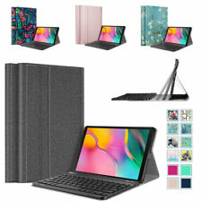 Fintie case Samsung Galaxy Tab A PU Leather Case Cover + Bluetooth Keyboard