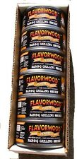 Flavorwood BBQ Smoke 6 Cans Wood Pellets PEACH Barbecue Traeger & Gas Grill