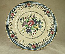 "Royal Doulton   "" The Vernon"" pattern  10 inch Dinner plate"