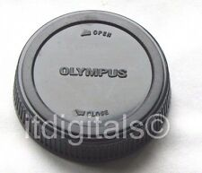 2x Rear Lens Cap For Olympus OM Series Camera OM1 OM10 Twist-on