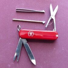 SWISS ARMY VICTORINOX  CADDY KNIFE WITH PEN # 53711  DISCONTINUED NEW