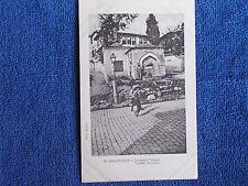 Thessaloniki-Salonica Greece-Ottoman Turkey/Turkish Fountain/Printed Photo PC