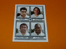 N°501 RACING-METRO 92 PANINI RUGBY 2007-2008 PRO D2 FRANCE