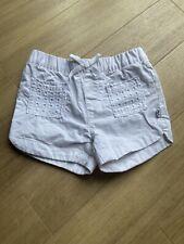 Girls Levi Denim Shorts, Age 3-4