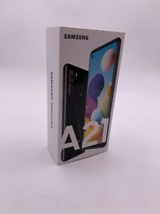 Brand New (Sealed and SIM Included) Samsung Galaxy A21 - 32GB Metro Locked A215U