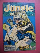JUNGLE COMICS #96 (VERY GOOD ) 1947 10 CENT COVER FICTION HOUSE COMICS