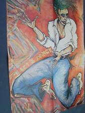 Poster DAVID BOWIE (BEAU LEZARD / ALBERT KOSKI) 56 x 41 cm