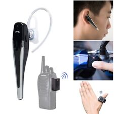 Hands-free Bluetooth Headset Wireless Headphone for Baofeng Kenwood K Type Radio