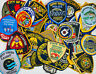 80 Police Sheriff Fire EMS Security Patches Huge Collection Lot (C)
