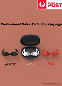 Rhino Horn style Ear Plugs two/three layersDesign for Sleeping by Soft Silicone