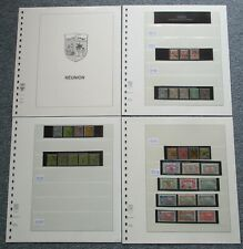 Reunion, collection 1885 – 1933 alles O / * und 1937 – 74 alles ** / mnh