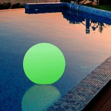 Intex LED Floating Sphere Light for Outdoor Garden Waterproof Decoration 30cm