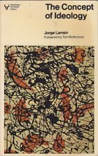 Jorge Larraín THE CONCEPT OF IDEOLOGY SC Book