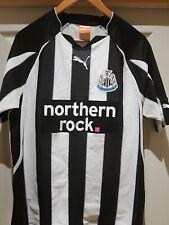 Newcastle United 2010-11 Home Shirt Mens Small/ Puma