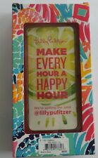 LILLY PULITZER iPHONE 7 HARD PHONE COVER CASE - GOOMBAY SMASHED NWT