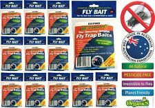 Fly Trap Bait  Refill Super Bulk Buy 96 Small Traps, 48 Large Traps