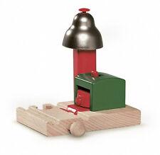 33754 BRIO Magnetic Bell Signal - Train Railway