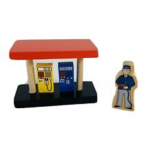 Imaginarium Thomas The Train Brio Wooden Gas Station Pump Thomas And Friends