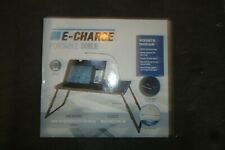 Easy self assembly Comfortable E-Charge Lap Portable Table built-in power bank