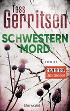 Schwesternmord von Tess Gerritsen (2018, Klappenbroschur)