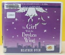THE GIRL WITH THE BROKEN WING -Heather Dyer- UNABRIDGED CD ~ FREE SHIP