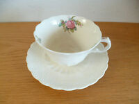 Copeland Spode Billingsley Rose Pink  Old Backstamp   1 Cup & Saucer Set