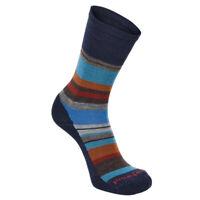 Mens Smartwool Saturnsphere Walking Hiking Crew Socks - Large UK8-10.5