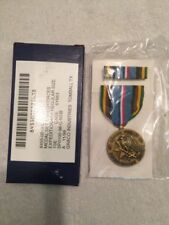 Armed Forces Expeditionary Medal (Afem) Set Full Size Ribbon &Medal Usa (New)