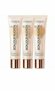 L'Oreal bonjour nudista BB cream 30ml - Choose Shade