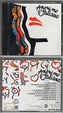 ANONIMO ITALIANO  Omonimo ( CD - 1995 ) Nuovo Sigillato Sealed New