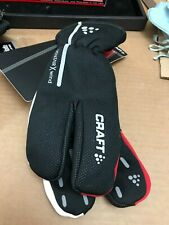 Craft Thermal Split Finger Glove  Cycling Ventair X Wind sz small or xs choose
