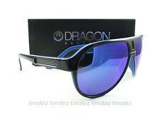 New Dragon Alliance Sunglasses Experience 2 Jet Blue Authentic
