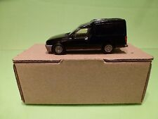 HOSTARO 9 BUILT KIT  OPEL KADETT E COMBO  - BLACK 1:43 - NICE IN BOX