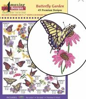 Amazing Designs CD Butterfly Garden MultiFormatted Brand New Sealed ADP-101